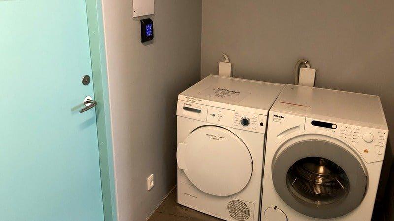 Washing-machines-at-Vejle-marina
