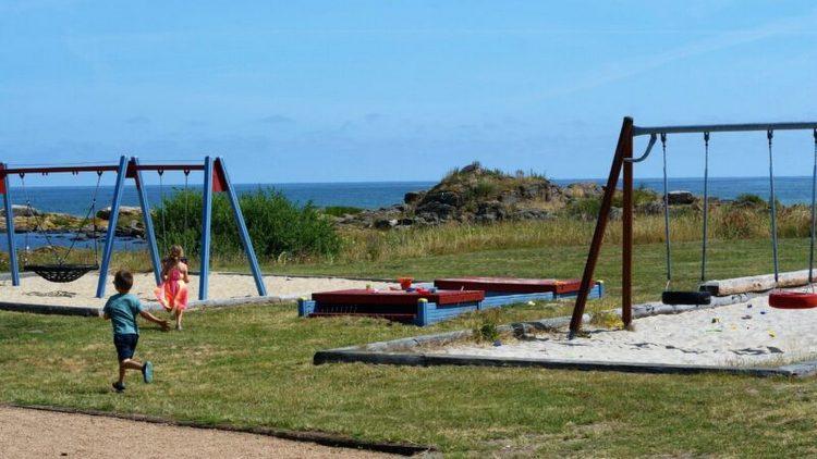Playground at Listed Marina