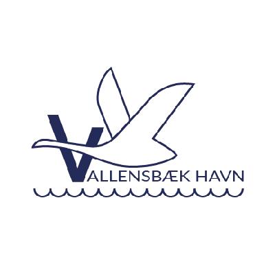 Vallensbaek marina logo