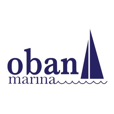Oban marina logo