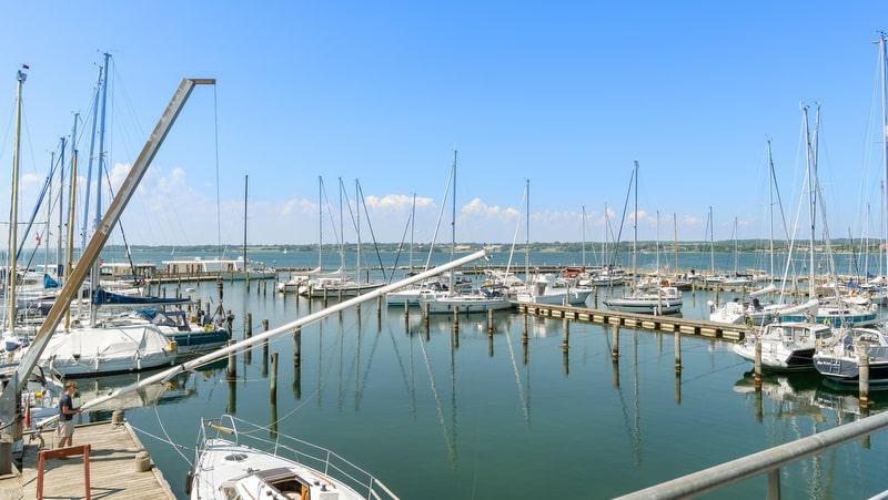 Marina Minde docks