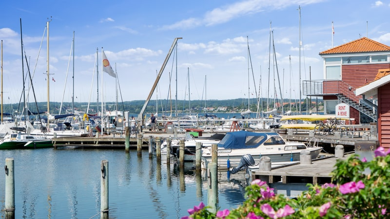Marina Minde docks 2