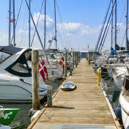 Marina Toft bridges