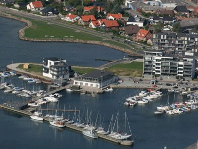 Sejlforeningen Vikingen from above