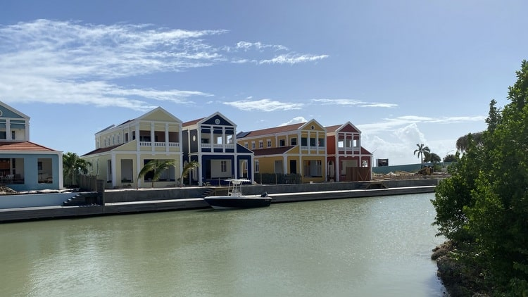 Marina Watervillas apartments