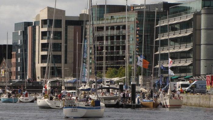 Cork City Marina