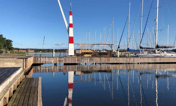 Graasten Sailing Club-bridge