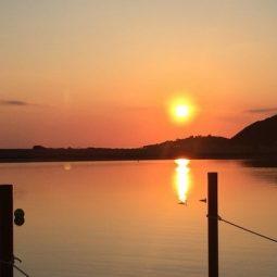Sunset at Korshavn