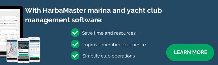 HarbaMaster yacht club management software